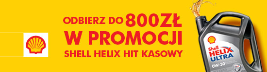 Shell Helix Hit Kasowy