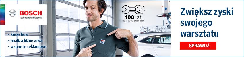 Bosch: zwiększ zyski swojego warsztatu